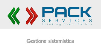 Gestione sistemistica PackServices